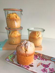 Eierlikör Apfelkuchen im Glas