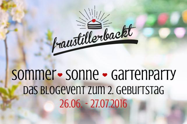 Banner Frau Stiller backt