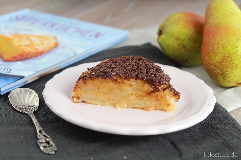 Buchrezension Birne Schoko Superkuchen 90 Prozent Frucht Prozent Teig
