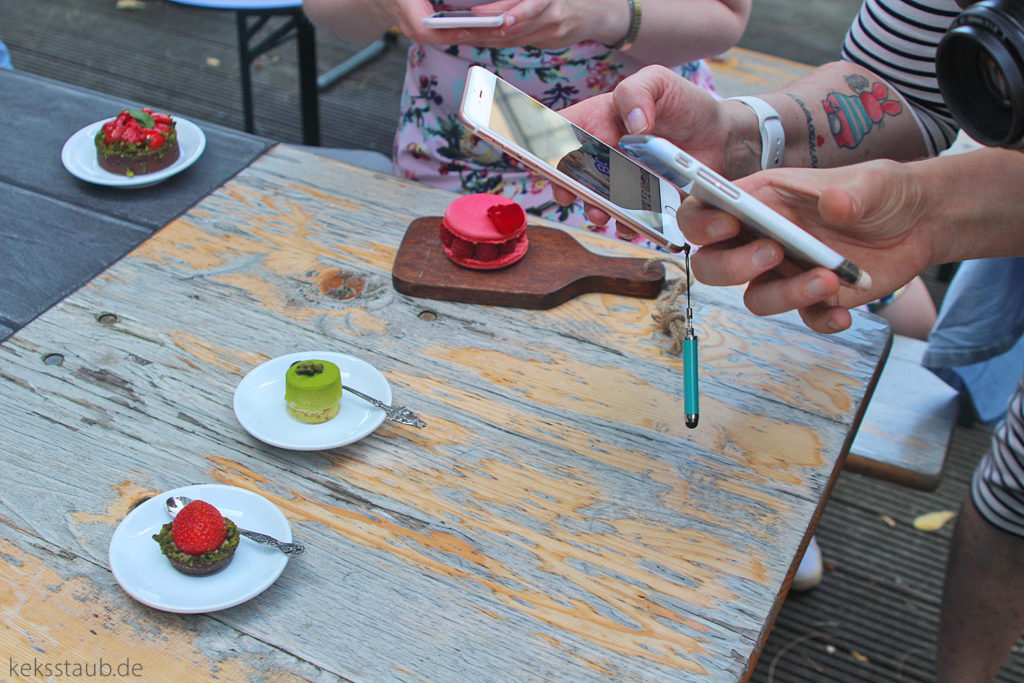Fotoworkshop-Foodblogger-Törtchen