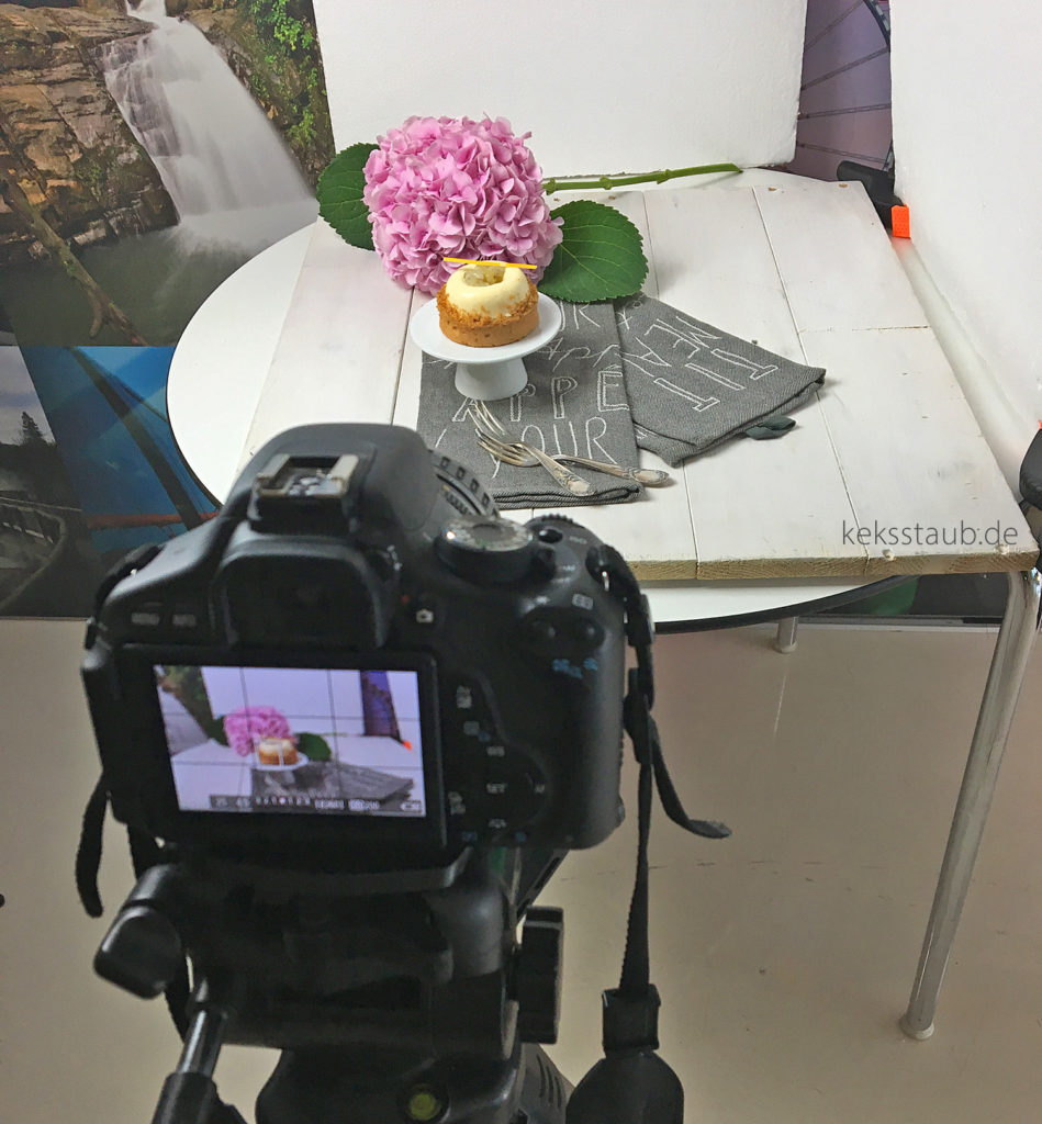 Fotoworkshop Foodblogger Macarons