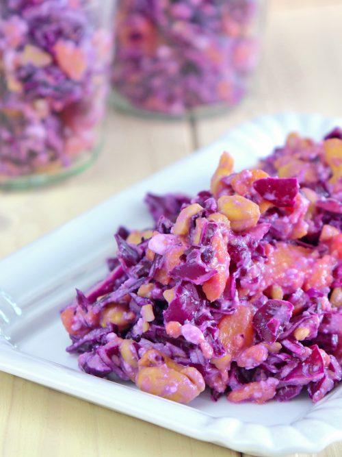 Rotkohlsalat-mit-Pfirsichen-aus-dem-Thermomix--keksstaub--
