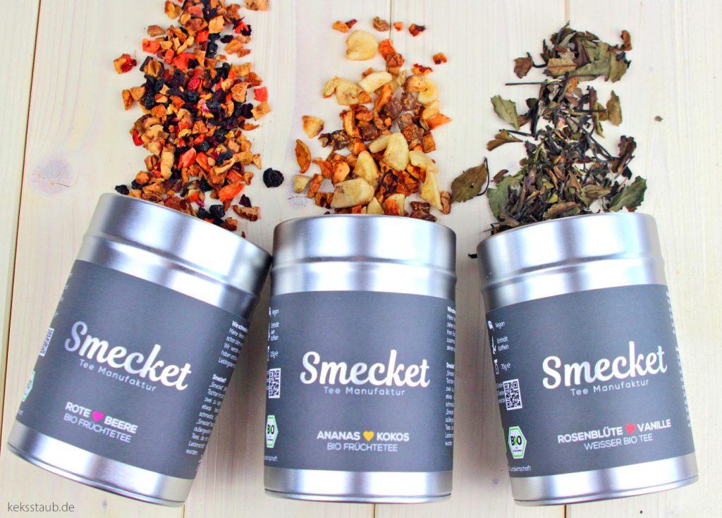 Smecket-Bio-Tee-ausgeschüttet-