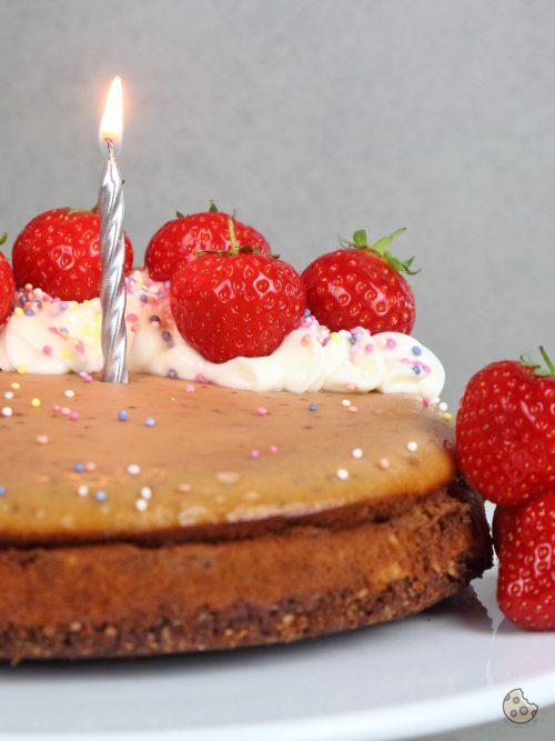 Strawberry Cheesecake von Keksstaub