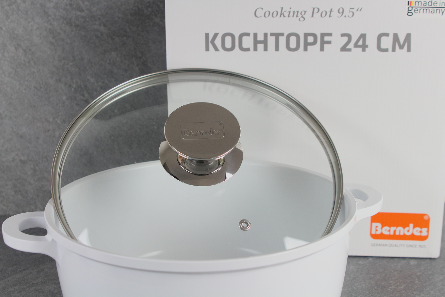 Berndes Kochtopf Vario Induction White