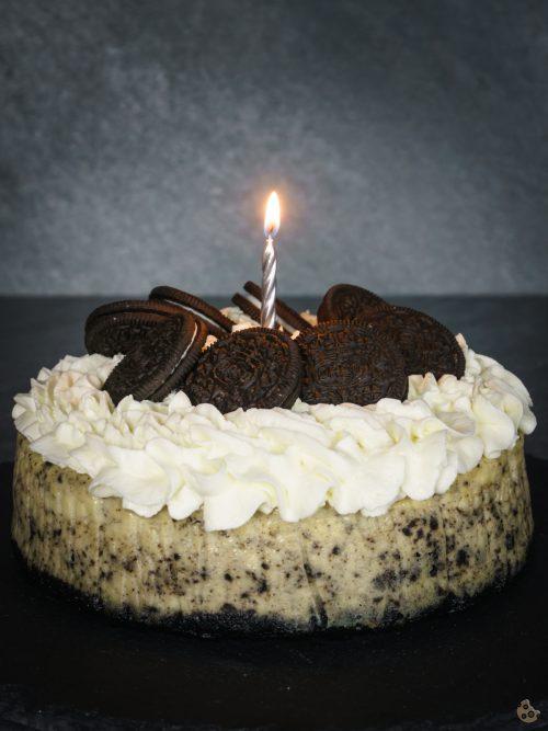 Oreo Cheesecake von Keksstaub