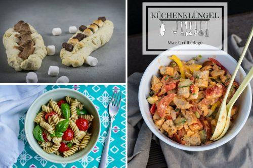Küchenklüngel Mai - Grillbeilagen quer