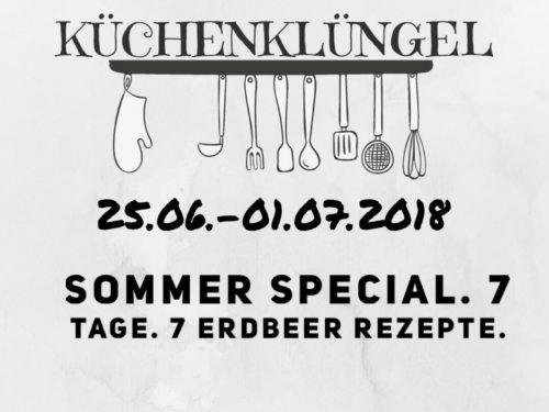 Küchenklüngel Sommer Special Juni 2018b quer