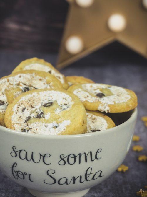 Marshmallow Kekse von keksstaub